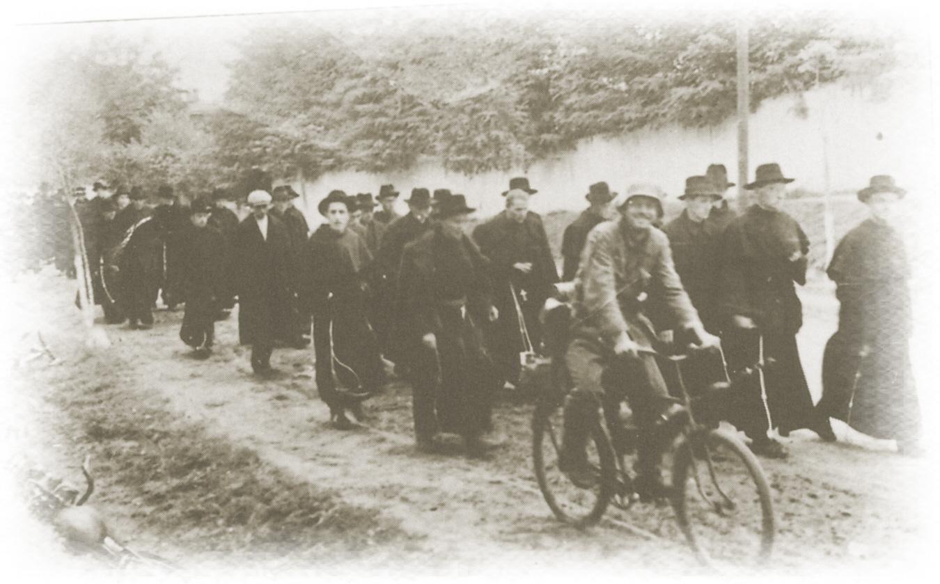 Niepokalanow - Arresto dei frati