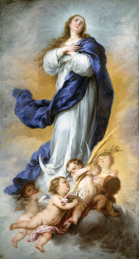 the immaculate conception of aranjuez bartolome esteban murillo