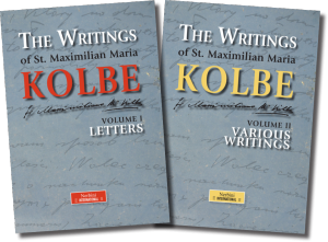 Kolbe Writings Vol I II