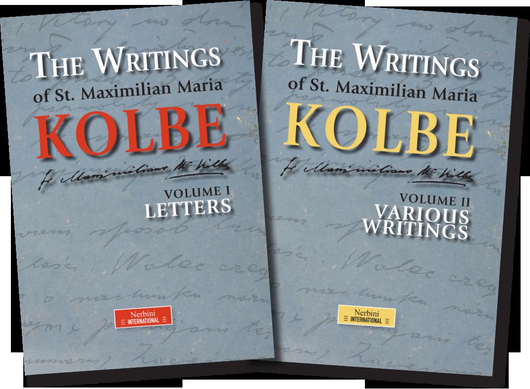 Kolbe Writings Vol I II