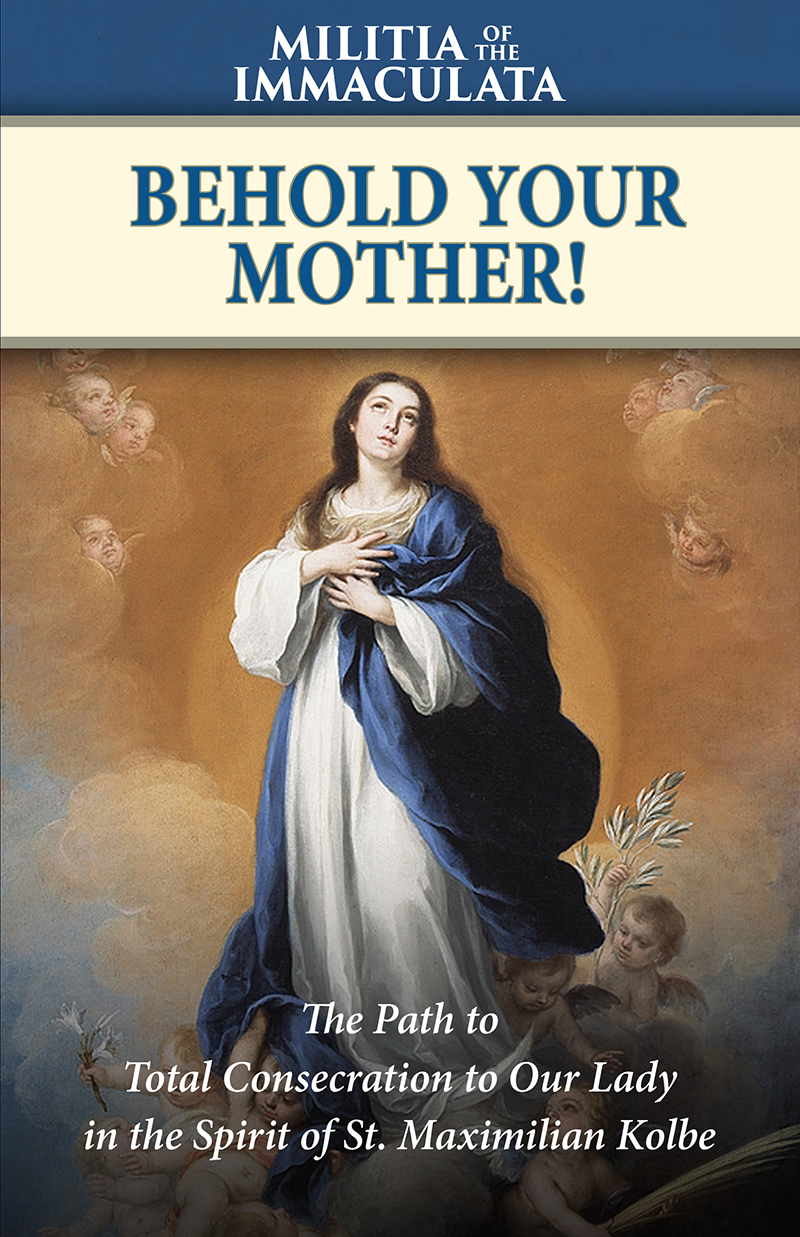 Behold your Mother cover graphic web